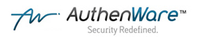 AuthenWare logo